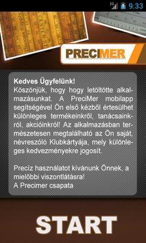 Precimer poster