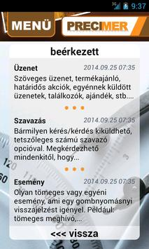 Precimer apk screenshot
