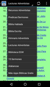 Sermones Adventistas Predicas apk screenshot