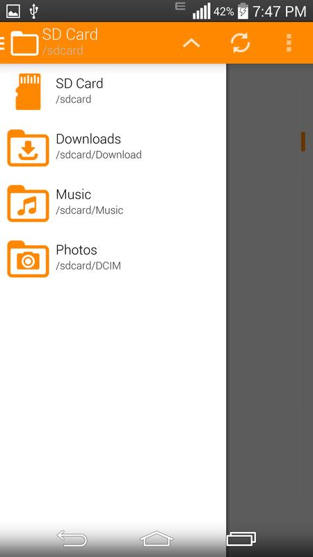 My files apk download free tools app for android for My documents android