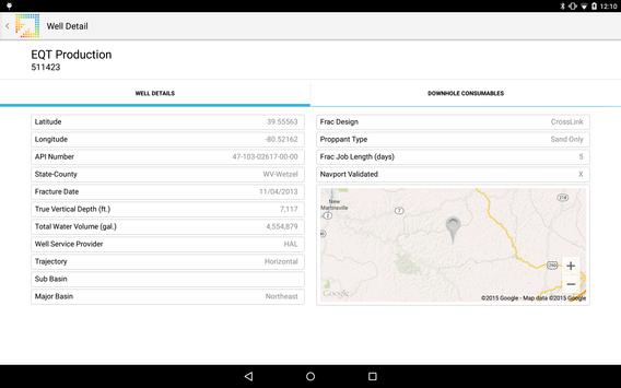 NavPort apk screenshot