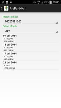 PrePaid4All apk screenshot