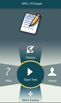 PL HP0-J73 HP Exam apk screenshot