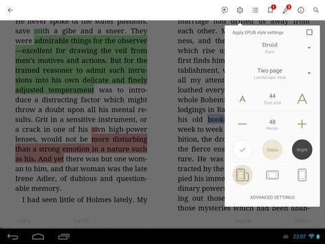 eReader Prestigio: Book Reader apk screenshot