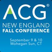 ACG New England Fall Conf icon