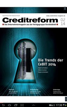 Creditreform Magazin poster