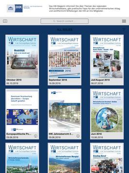 IHK Karlsruhe IHK-Magazin apk screenshot