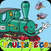 Pauline & Co – Kinderbücher icon