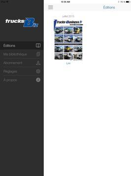 Trucks Business apk screenshot