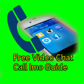Free Video Chat Call Imo Guide icon
