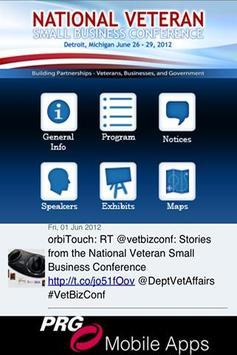 NVSBC 2012 poster