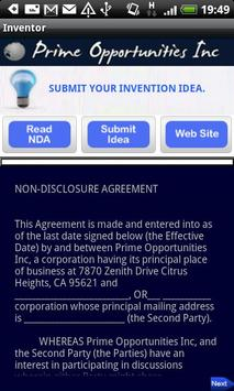 Inventors Submit Your Idea's poster