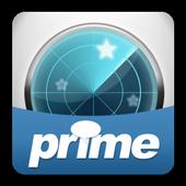 Prime Track icon