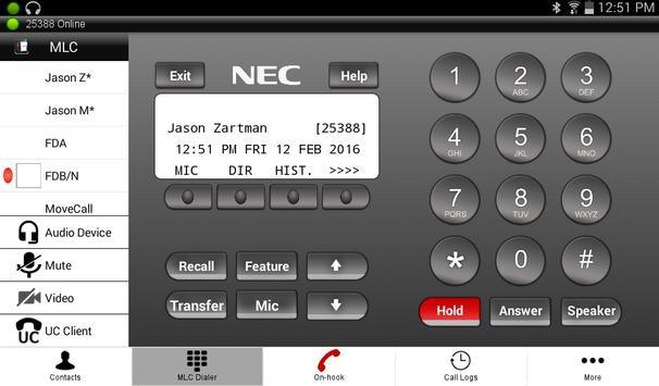 MLC Mobile apk screenshot