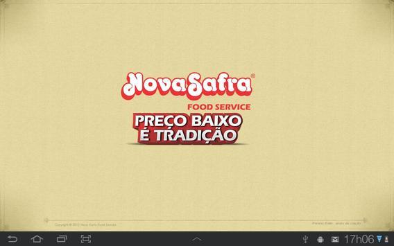 Catálogo Nova Safra poster