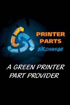 Printer Parts Exchange poster
