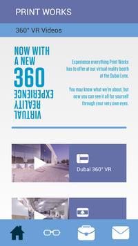 360º VR poster