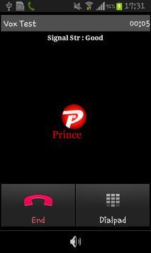 Prince Tel apk screenshot