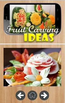 Fruit Carving Ideas apk screenshot