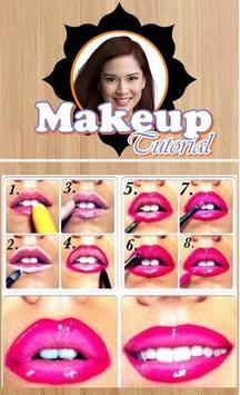 Makeup Tutorial apk screenshot