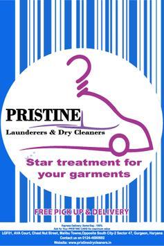 Pristine Dry Cleaners apk screenshot
