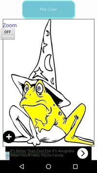 Fantasy Coloring Book apk screenshot