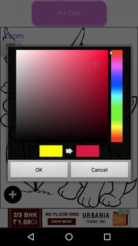 Kitty Coloring Games apk screenshot
