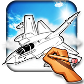 How to Draw Airplanes icon