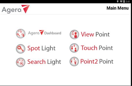 Agero Field Connect apk screenshot