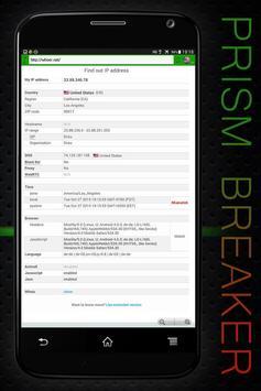 VPN App Prism Breaker 4 free apk screenshot