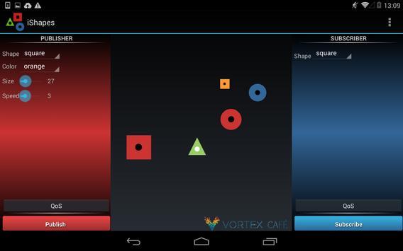Vortex IShapes apk screenshot