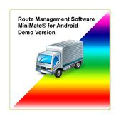 MiniMate®Demo Route management icon