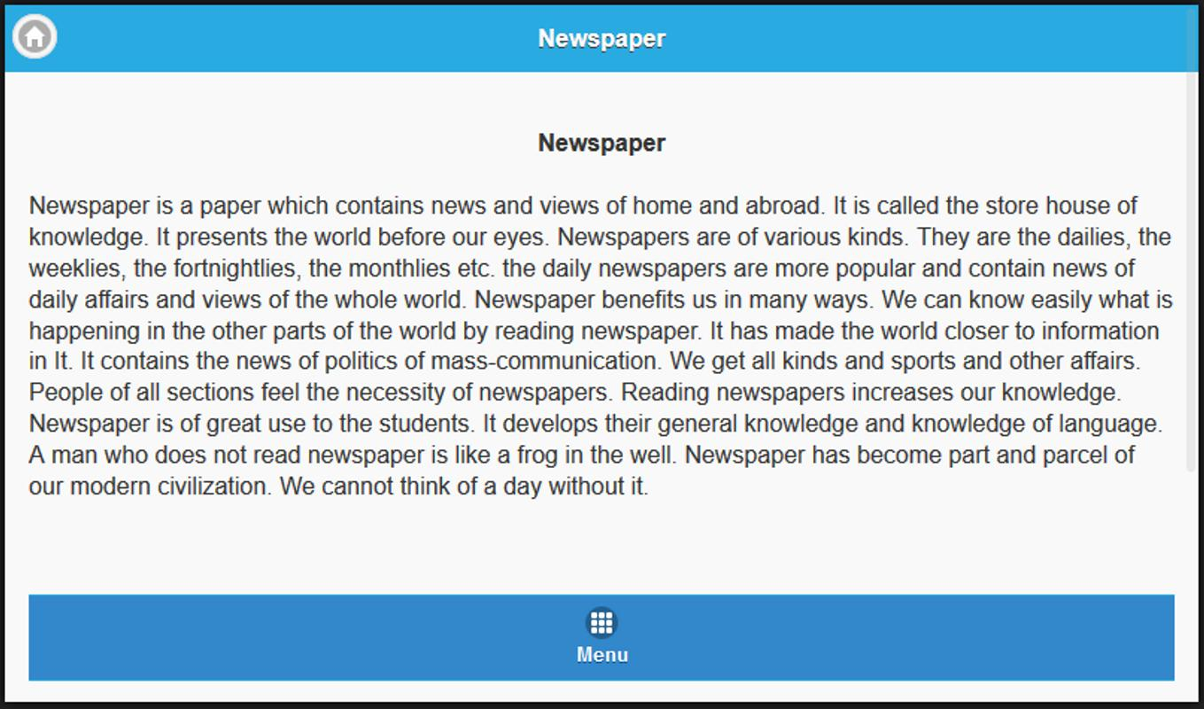 essay collection apk education app for android essay collection apk screenshot