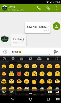 Advance SMS apk screenshot