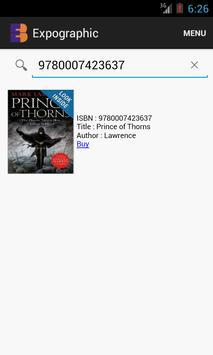 Expographic Books apk screenshot