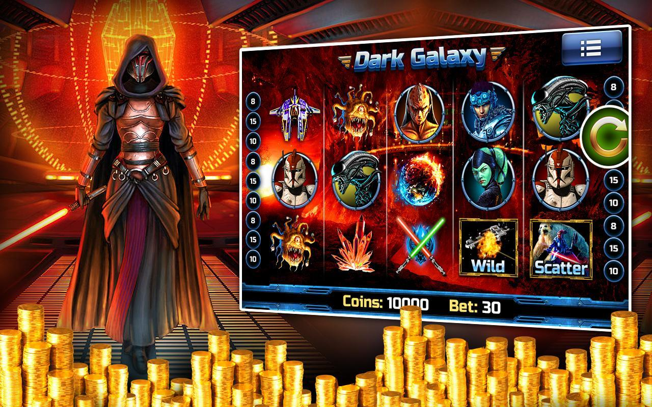 Spiele Galaxy Wars - Video Slots Online