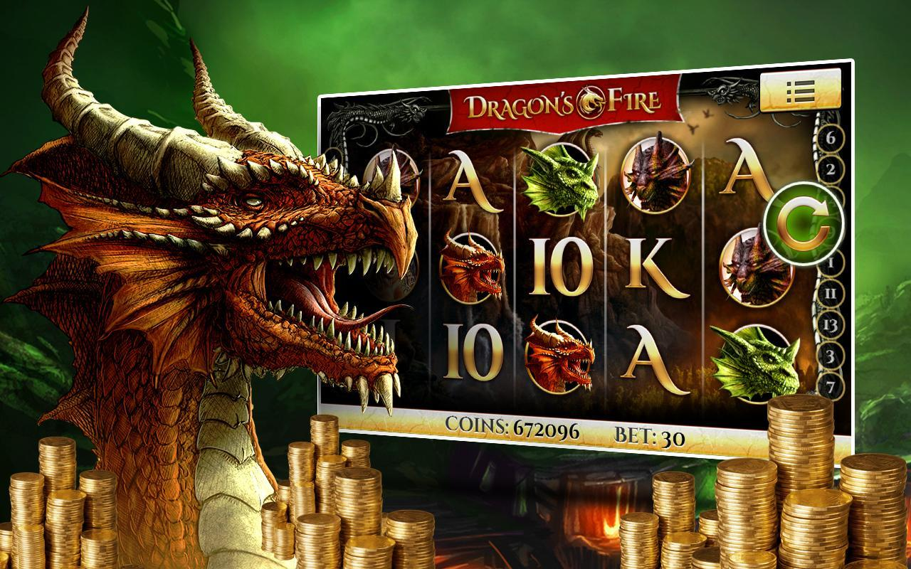 Free Dragon Slots Games