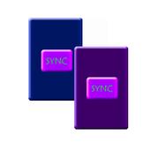 Sync Send Get icon