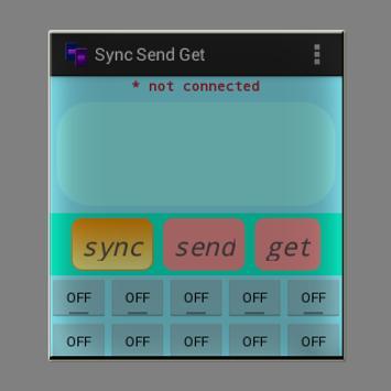 Sync Send Get poster