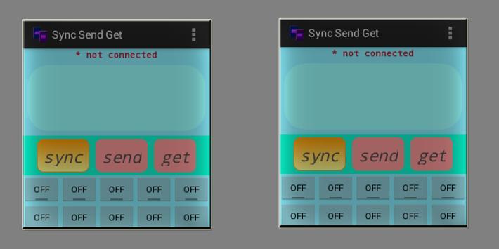 Sync Send Get apk screenshot