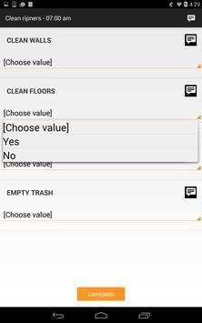 PPro Food Safety App apk screenshot