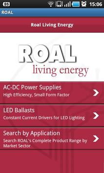 Roal Power poster