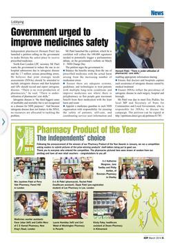 The Ind. Community Pharmacist apk screenshot