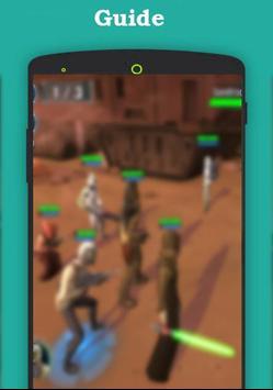 Guide Star Wars Galaxy of Hero apk screenshot