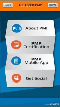 All about PMP apk screenshot