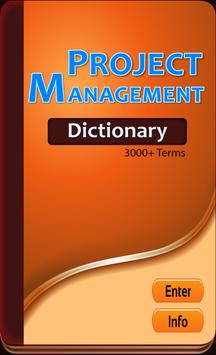 PM Dictionary poster
