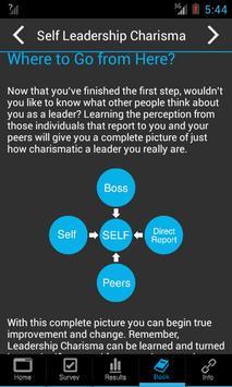 Self Leadership Charisma Index apk screenshot
