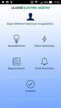 Uludağ Elektrik Dağıtım poster
