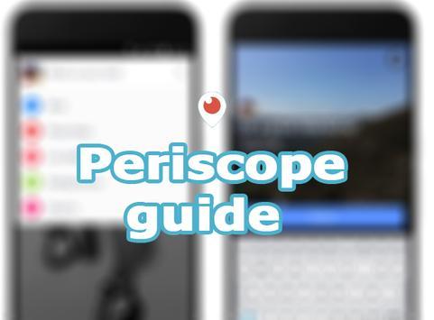 Guide for Periscope apk screenshot
