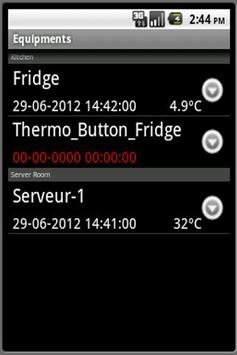 ThermoTrack Webserve apk screenshot